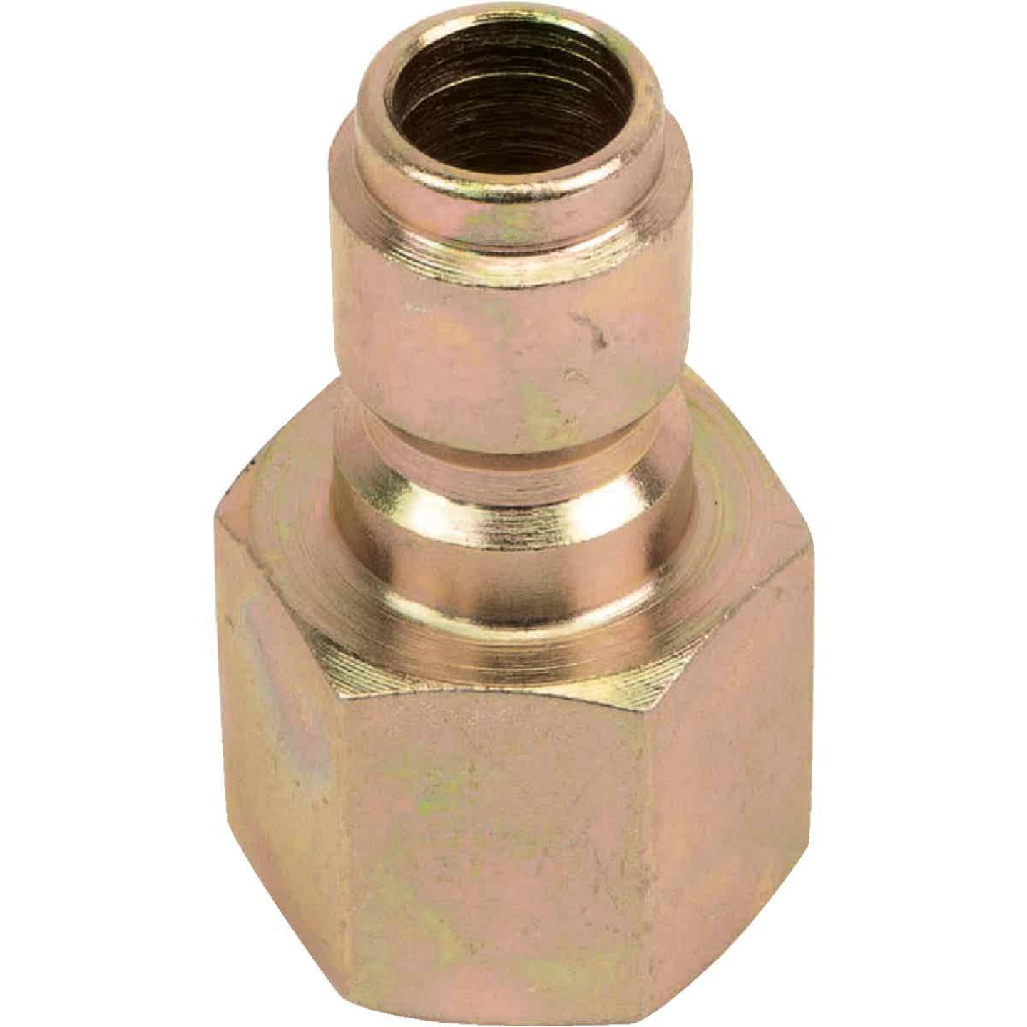 Forney 3/8 In. Female Quick Connect Pressure Washer Plug Image 3