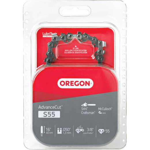 Oregon AdvanceCut S55 16 In. Chainsaw Chain