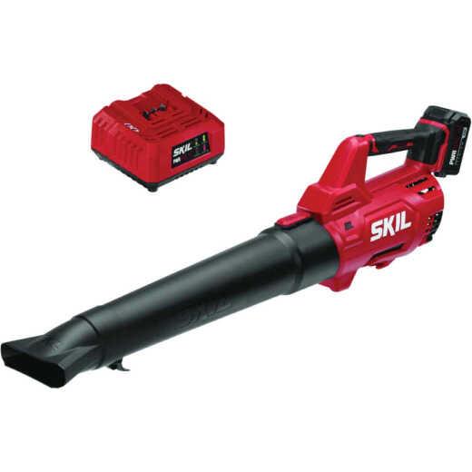 SKIL PWRCore 100 MPH 20V Brushless Leaf Blower