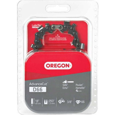 Oregon AdvanceCut D66 18 In. Chainsaw Chain