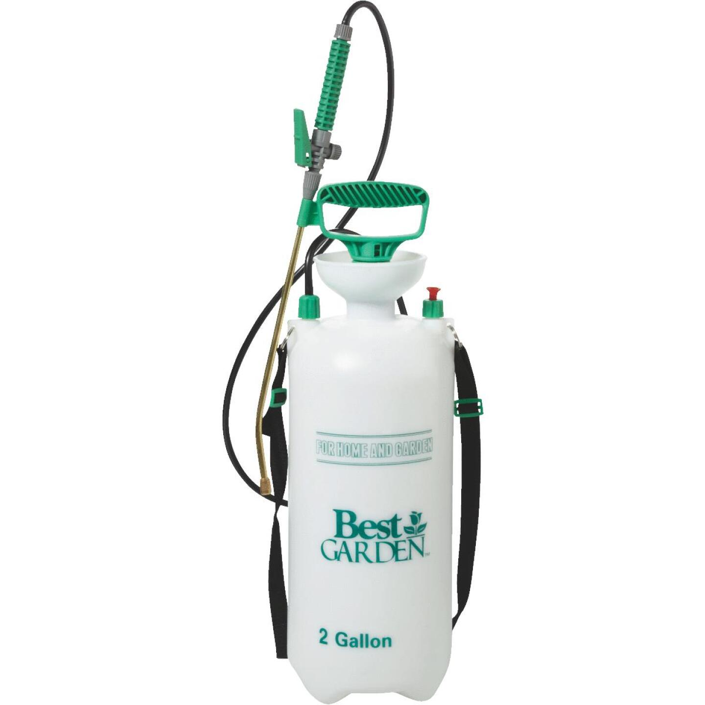 Best Garden 2 Gal. Tank Sprayer with Brass Wand Image 1