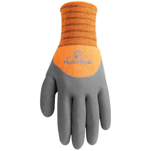 Wells Lamont HydraHyde Men's Large Winter Lined Latex Glove
