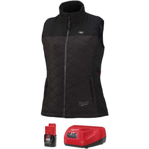 Milwaukee M12 XL Black Cordless Ladies Heated Axis Vest