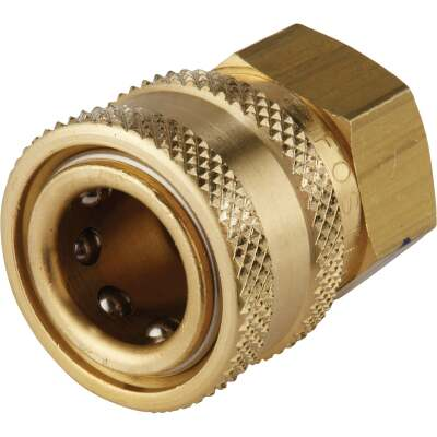Mi-T-M 3/8 In. FNPT x 3/8 Female Socket