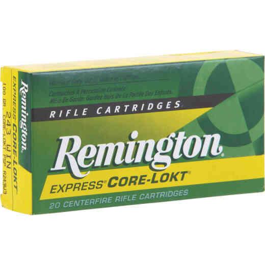 Centerfire Ammunition