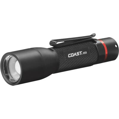 Coast Black LED Dual Flashlight