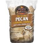 Barbeque Wood Flavors 6 Lb. Pecan Smoking Chunks Image 1