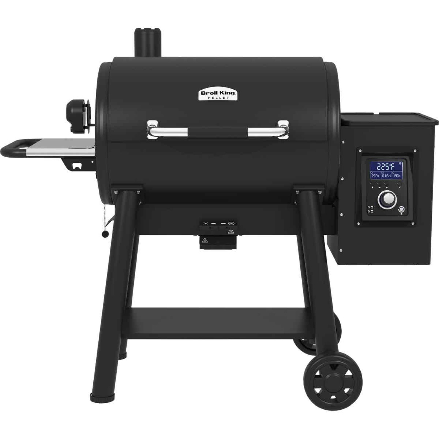 Broil King Regal Pellet 500 Black 865 Sq. In. Grill Image 1