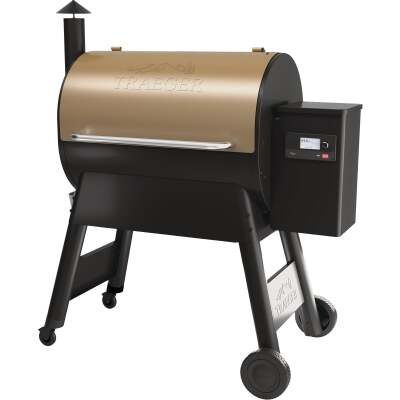 Traeger Pro 780 Bronze 36,000 BTU 780 Sq. In. Wood Pellet Grill