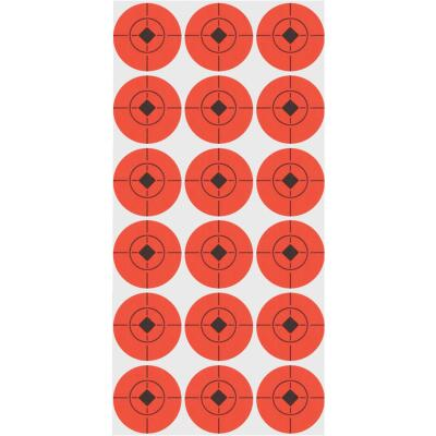 Birchwood Casey 1 In. Sighting Self Adhesive Paper Target Spots