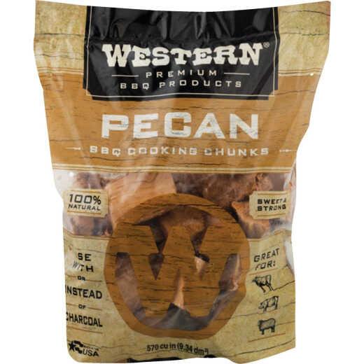 Western 570 Cu. In. Pecan Wood Smoking Chunks
