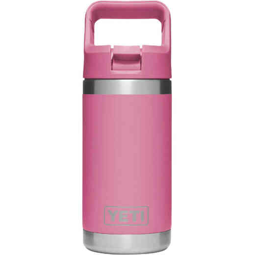 Yeti Rambler Jr 12 Oz. Harbor Pink Stainless Steel Insulated Tumbler