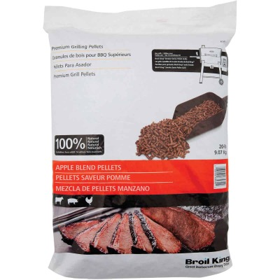 Broil King 20 Lb. Apple Blend Wood Pellets