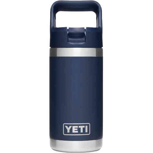Yeti Rambler Jr 12 Oz. Navy Stainless Steel Insulated Tumbler